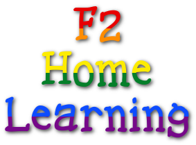 F2 Home Learning - 01.03.21-05.03.21 - Book Week