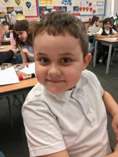 Learning Champion Y3CW- Carter