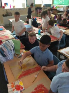 4SJ Roman Immersion Day