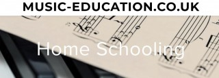 Music Education - Home Schooling ideas all in one place